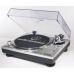 AUDIO-TECHNICA AT-LP120-USB HC SILVER