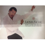 LIONEL RICHIE - DON'T STOP THE MUSIC